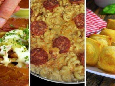 Вкусные блюда в духовке