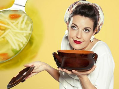 Вкусные домашние супы