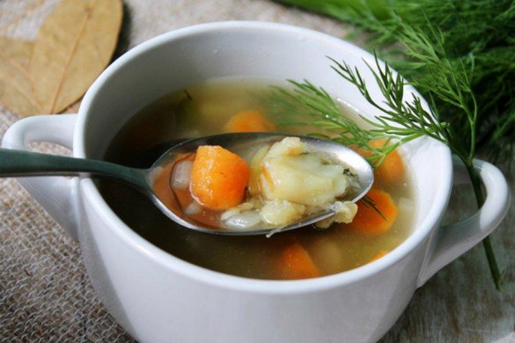 domáci instantné polievky