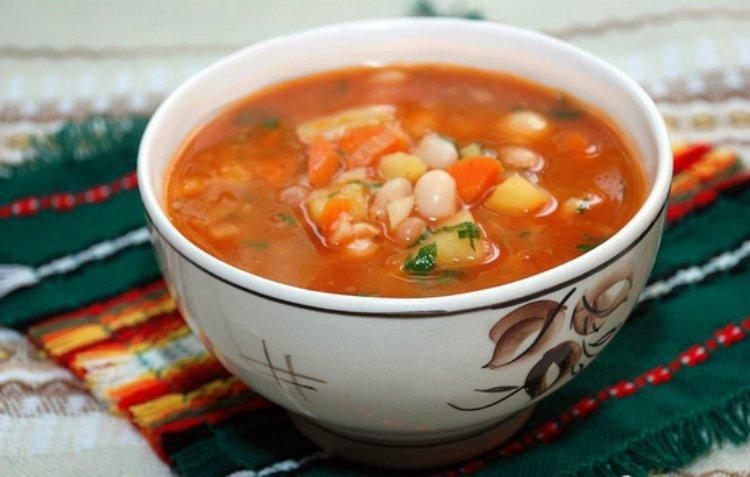 домашние супы быстрого приготовления