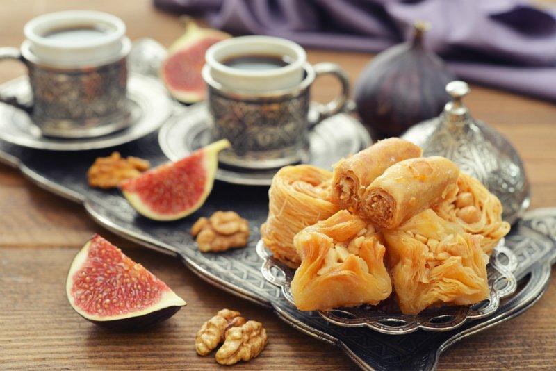 восточные сладости домашнего приготовления