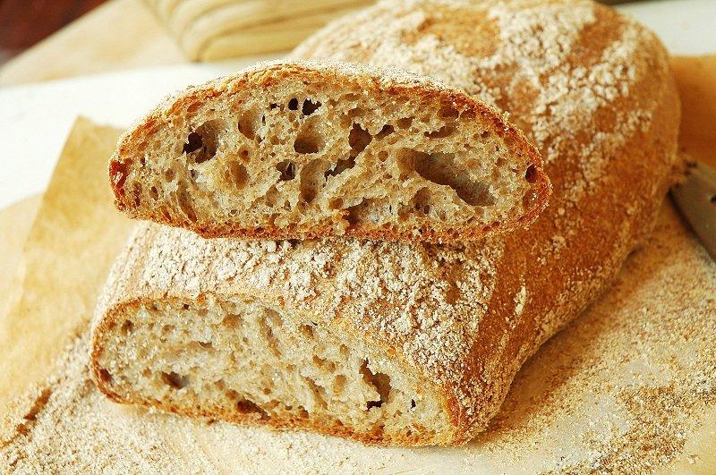 obraz chleba