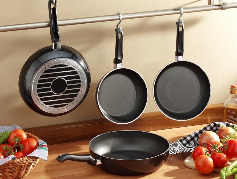 вред тефлоновой посуды