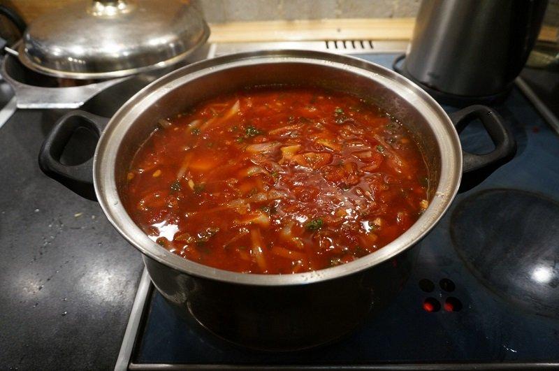 можно ли ставить суп в холодильник