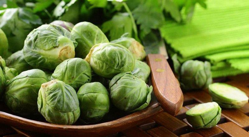 готовка замороженных овощей