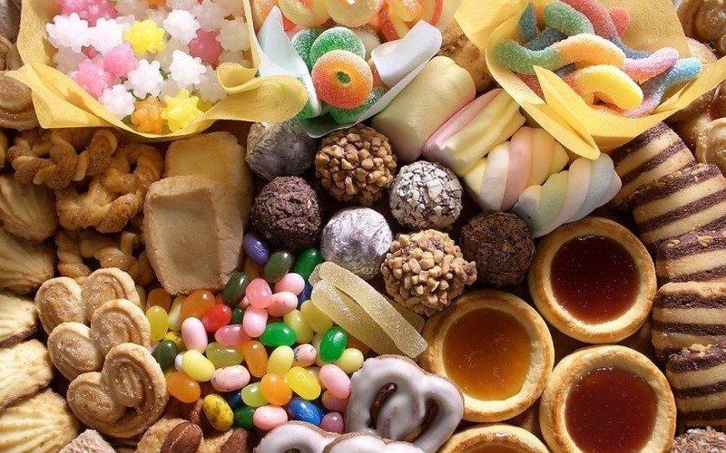 сладкое на диете