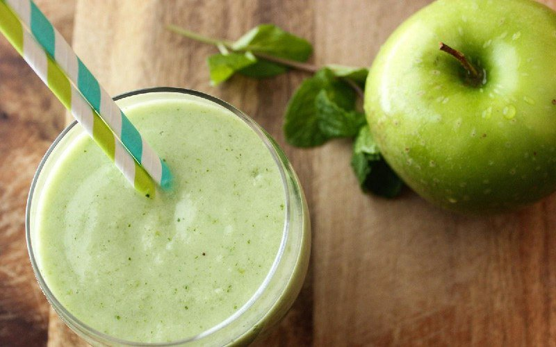 Smoothies firmy Apple