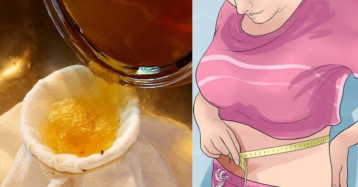 Похудение с помощью уксуса