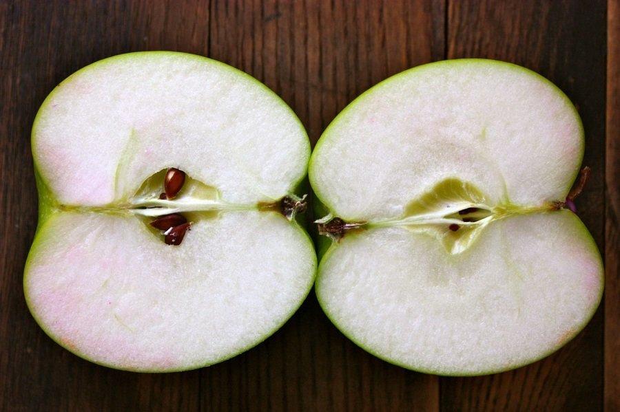 Яблоко на ночь