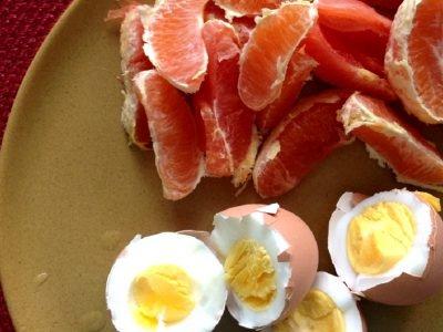 Яичная диета на неделю