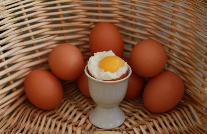 блюда из яиц на завтрак