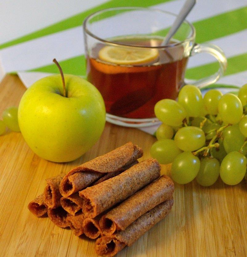 półprodukty owocowe
