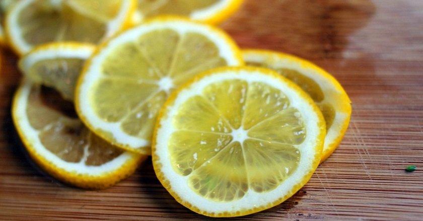 польза лимонов для печени