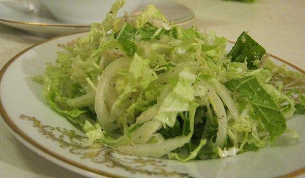 заправка для капустного салата