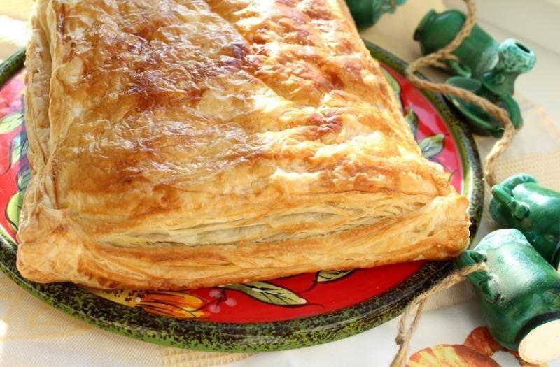 греческие пироги