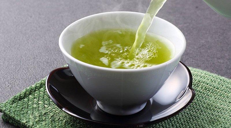как пить чай