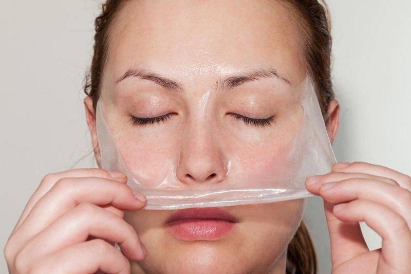 jak zrobić maskę z żelatyny