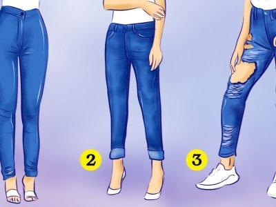 Женские джинсы, которые нравятся мужчинам