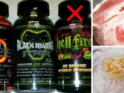Жиросжигающие продукты
