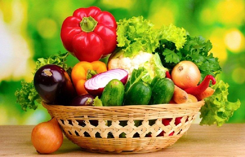 жиросжигающий суп и овощи
