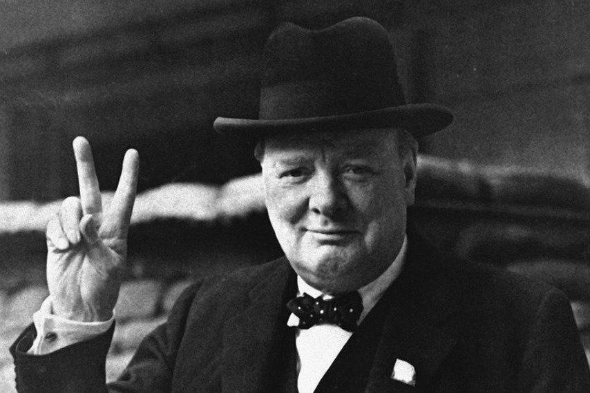 Меню Уинстона Черчилля