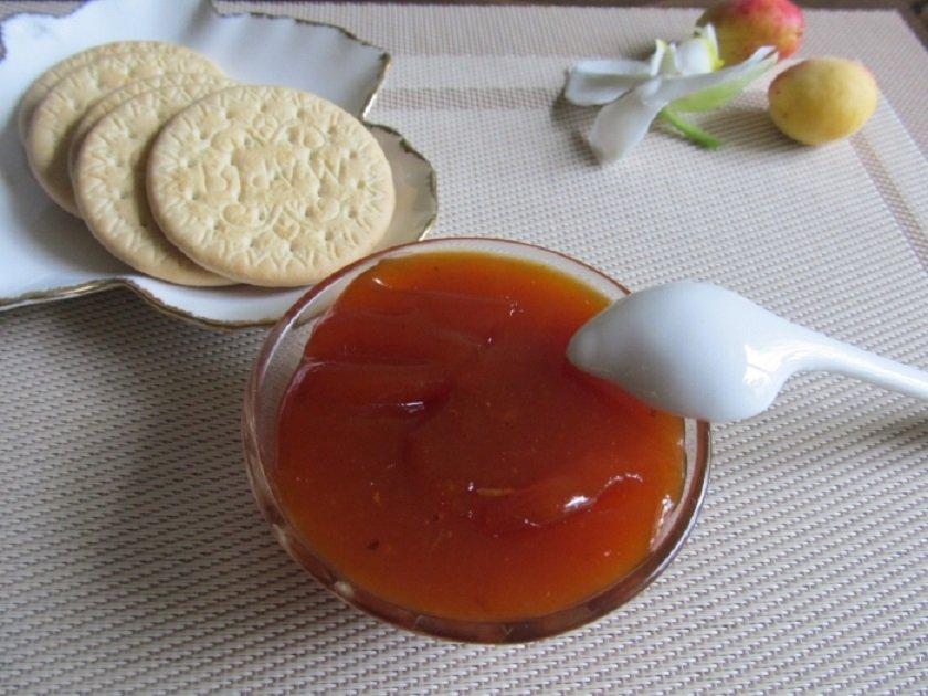 Абрикосовый джем с пектином рецепт