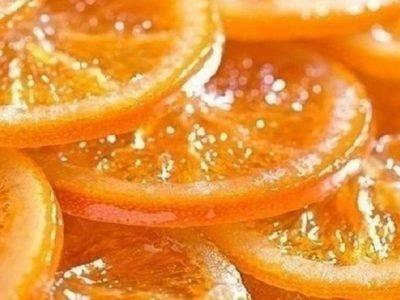 Апельсины в сахаре