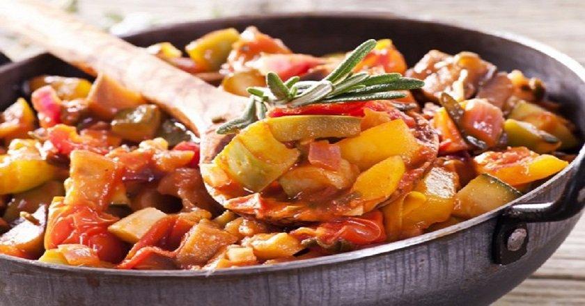Вірменський салат - готуємо з покроковими фото