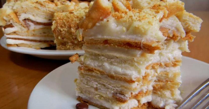 Армянский торт «Эгине»