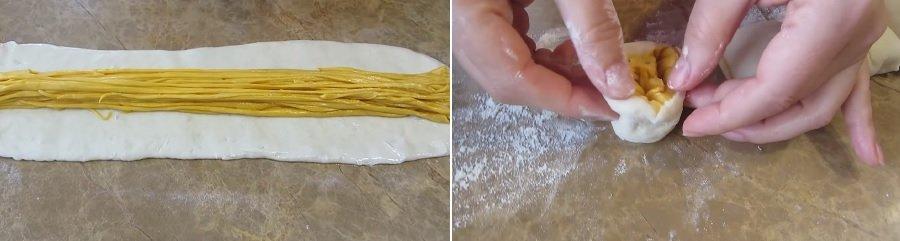 как сделать булочки