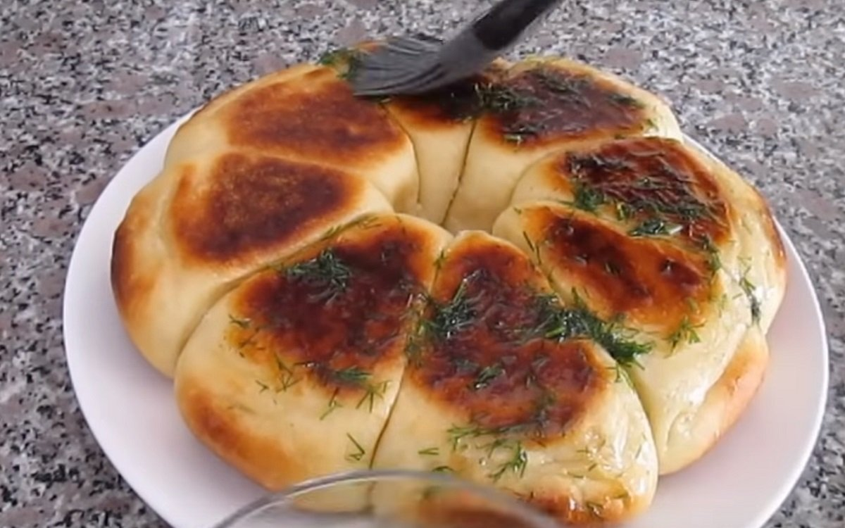 рецепт турецкой выпечки