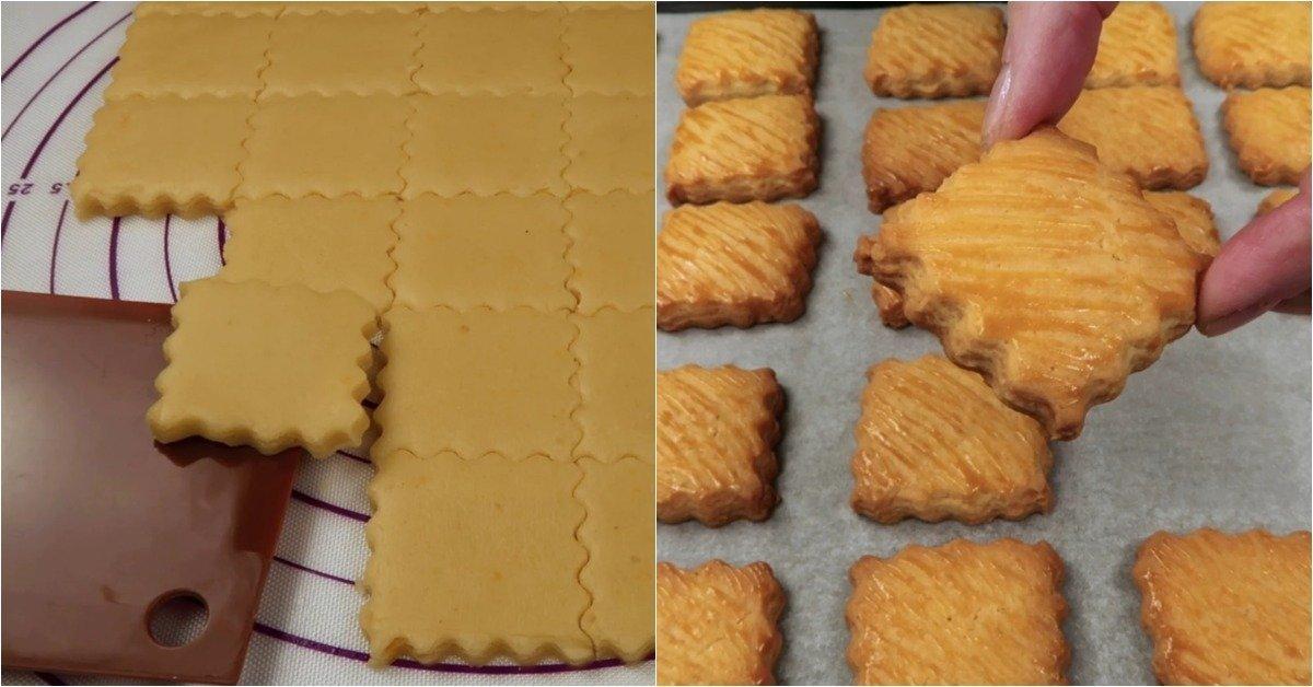 домашнее печенье