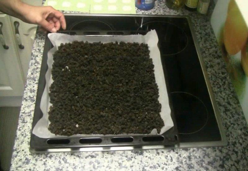 как сделать ферментированный чай из листьев вишни