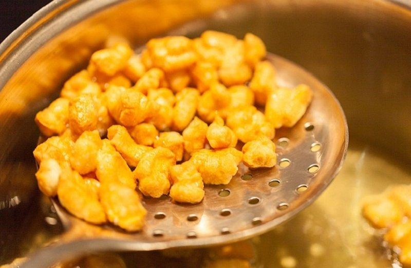 Чак-чак по-татарски, рецепт домашнего приготовления