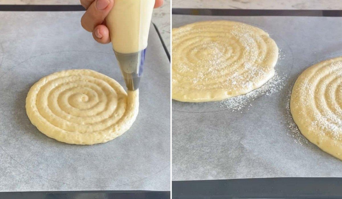 основы для торта