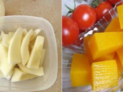 Что приготовить из дыни: идея для пряной закуски