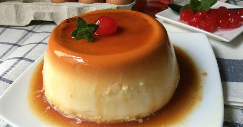 Десерт Дюкана «Белое безумие»
