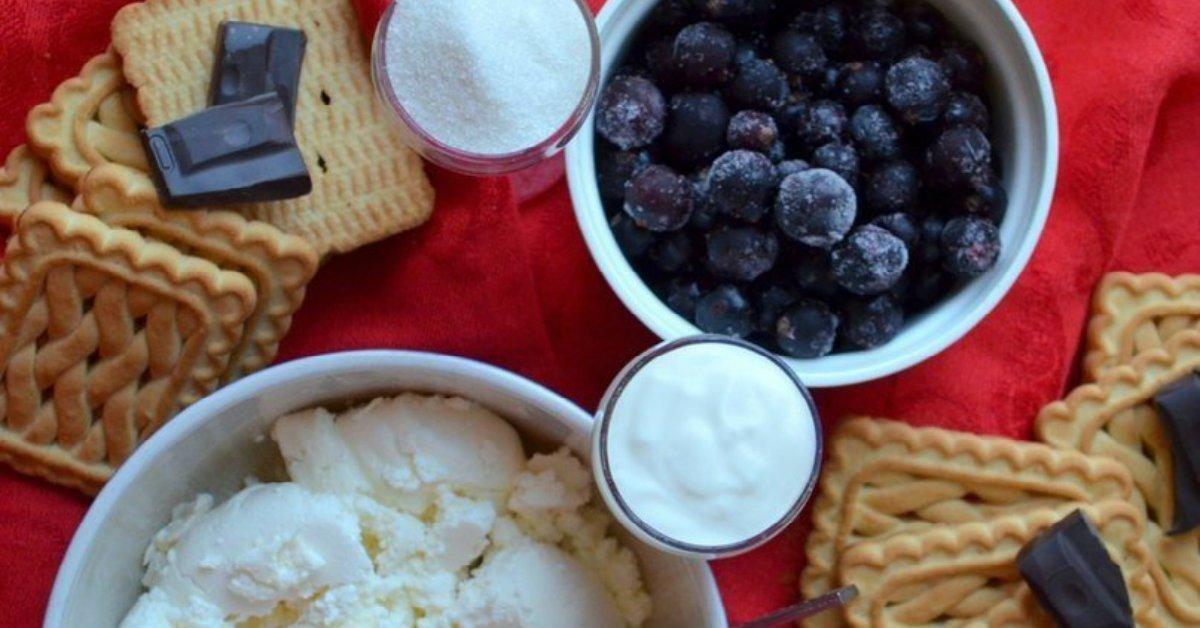 продукты для десерта