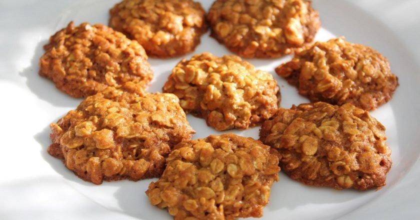 Печенье без муки и яиц рецепты