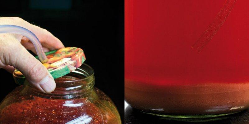 как приготовить клубничное вино