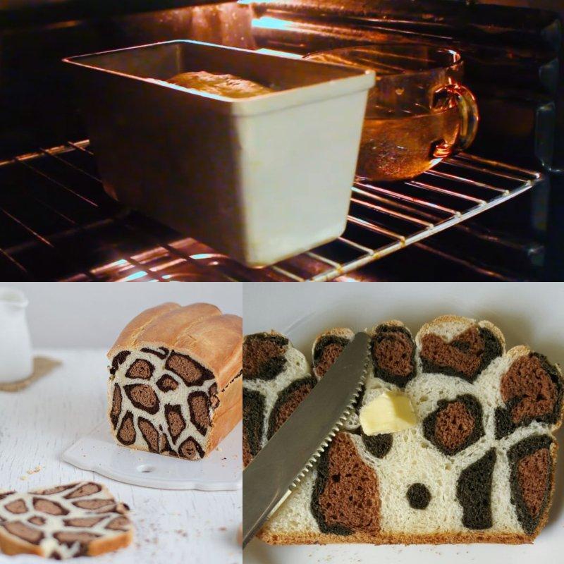 как сделать хлеб дома в духовке