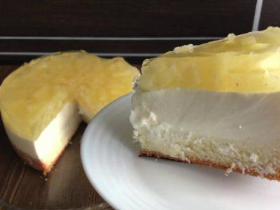 Домашний муссовый торт