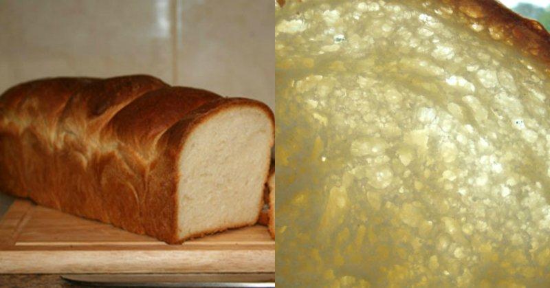 домашний хлеб облачко