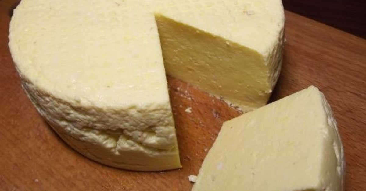 Лучшего рецепта домашней брынзы тебе не найти! Очень вкусный сыр.