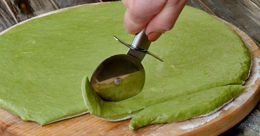 Домашняя лапша со свининой по-китайски