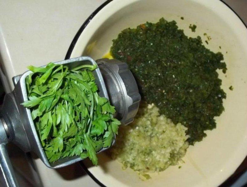 заготовка для супа