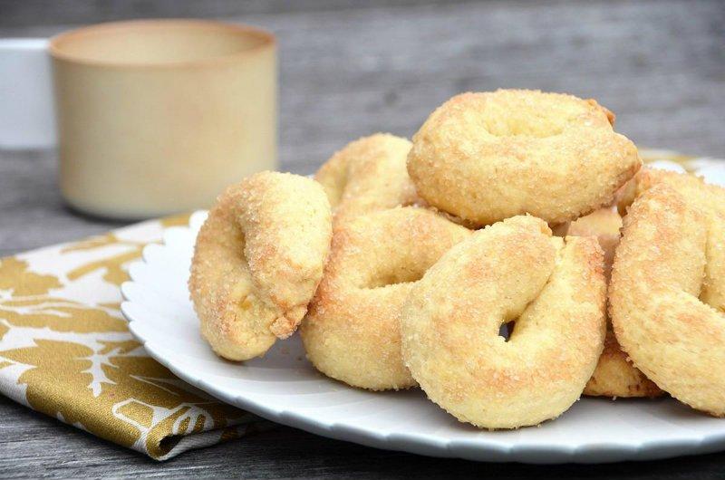дрожжевое печенье торчетти