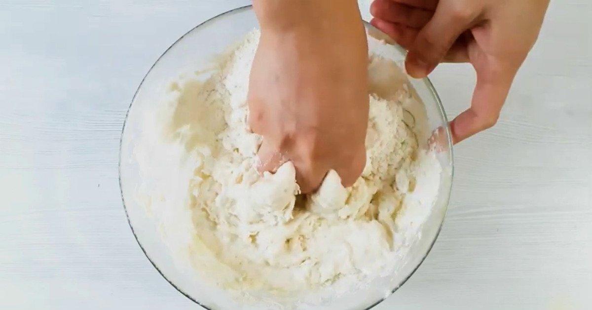дрожжевое тесто на молоке