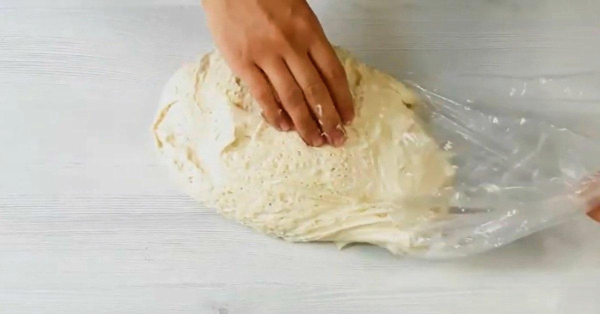 быстрое дрожжевое тесто