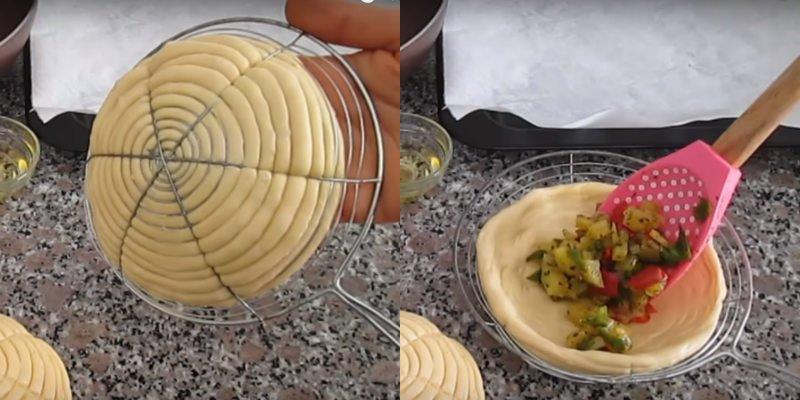 как формировать булочки